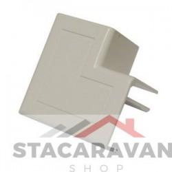 Stanway clip-on interne venster hoekstukken
