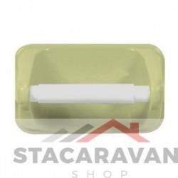 Badkamer zeepbakje 185mm Ivory