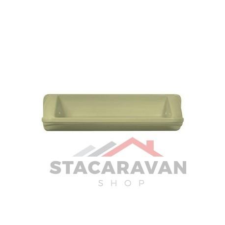 badkamer plankje 540mm x 140mm x 105mm kleur: Ivoor - Stacaravan ...