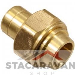 Hepworth cilinder aansluiting 22mm tot 1mm