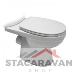 Leicico Atlas toiletpot 395mm x 640mm x 365mm kleur: wit