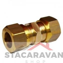 15mm gelijke koppeling