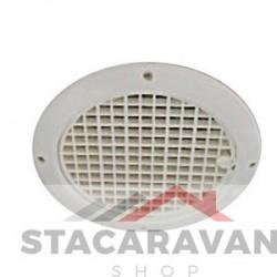 Rond plafond ventilatie