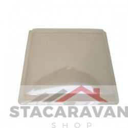 "Perspex Rooflight 18 ""x 18"" Clear"