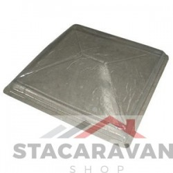Perspex Rooflight 14 x 14 clear