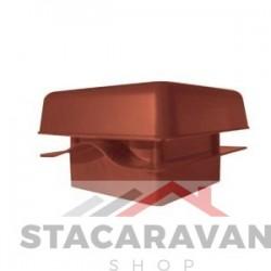 Tegel effect daklicht assemblage Terracotta