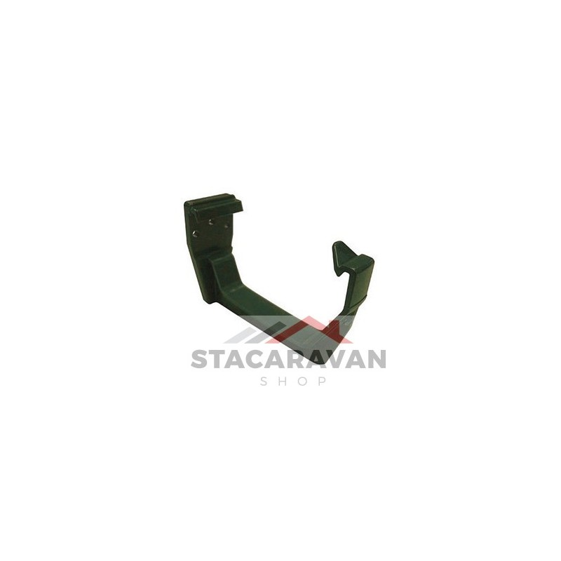 Square line goot beugel voor gut80 112mm kleurgroen  Stacaravan Shop Stacar # Wasbak Goot_020524