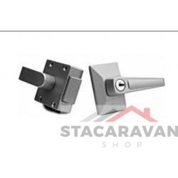Metalen buitendeur slot 2 sleutels