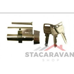 Cilinder 60 mm 3 sleutels Elbee