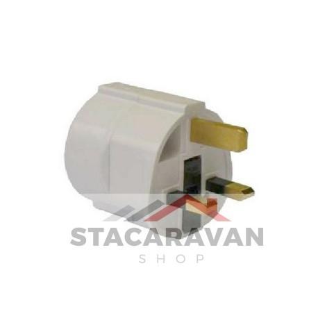 Adapter UK stopcontact Frans stopcontact