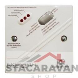 Bedieningspaneel elektrische verwaming