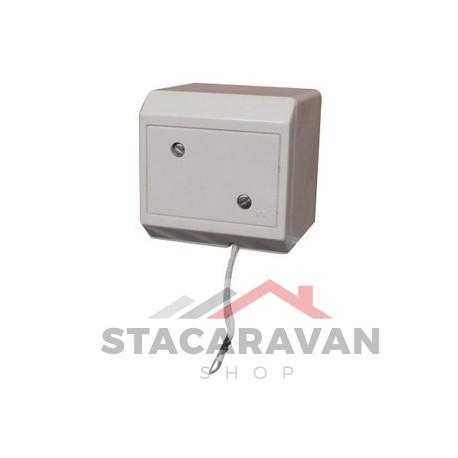 Square badkamer trekkoord schakelaar - Stacaravan Shop Stacaravan ...