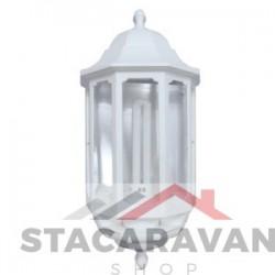 Buiten lantaarn wandlamp polycarbonaat
