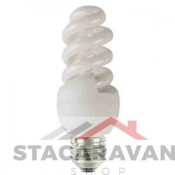 Spaarlamp eveready 20 watt spiraal