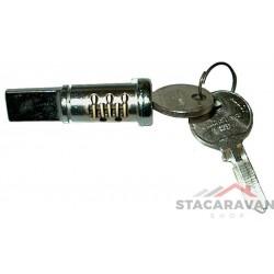 Caraloc 400 700 slot cilinder met 2 sleutels