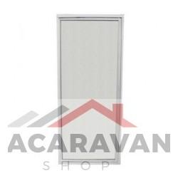 Universele douchedeur met frame 160cm x 54cm