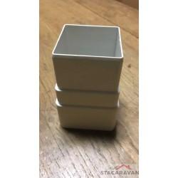 Square line koppelstuk 65mm