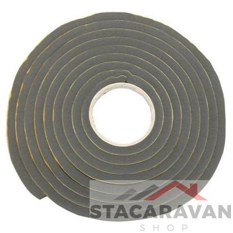 Tochtband voor aluminium ramen 12mm