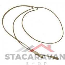 Kookplaat elektrode en lood 900mm (082.207.202).