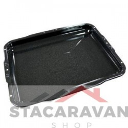 Grillpan slechts 390 mm (B) x 300 mm (D) (602.517.700).