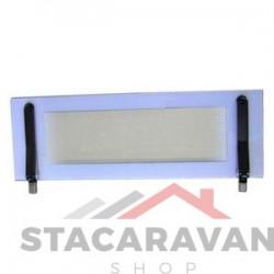 Ovendeur, zilver (SMAO3515.SLV / BK1)