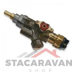 Gaskraan grill spade aansluiting  (PCC0729)