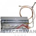 Branderbed oven met thermokoppel (013127700)