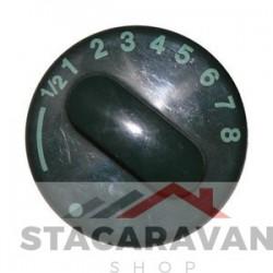 Ovenbedieningsknop groen (081582656)