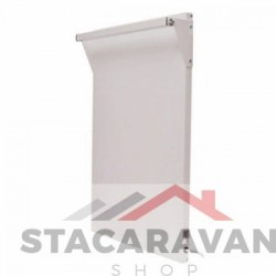 Badkamer panel verwarming met handdoekdroger, 150W