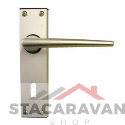 Legged 'R' Type statische deurgrepen Aluminium